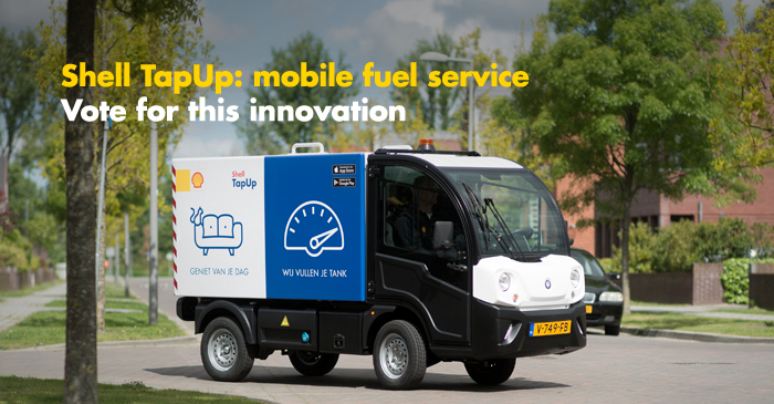 Shell TapUp | Vote for this innovation! - Shell 2017-08-07 06:15