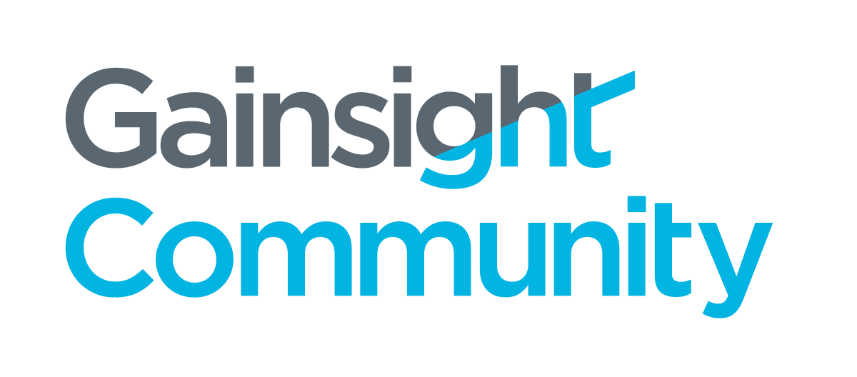 Gainsight Community