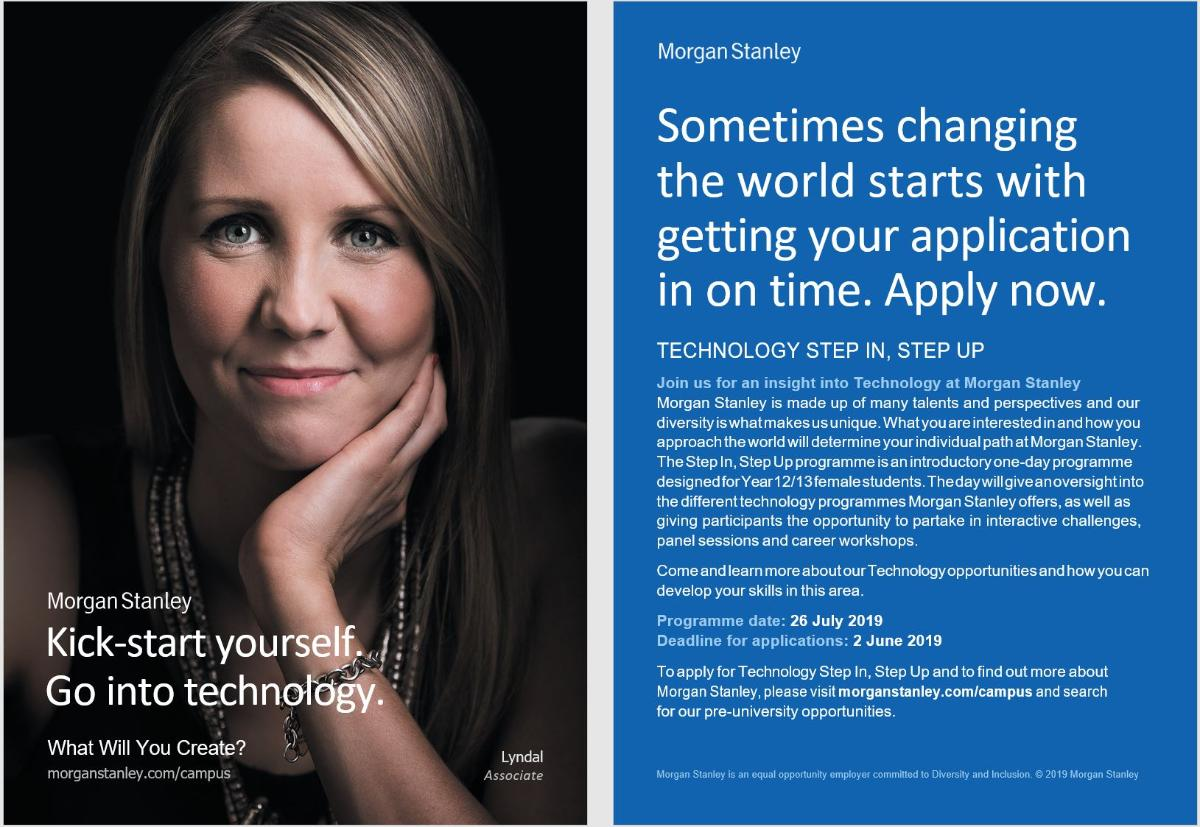 Rebecca Fulton - Associate - Morgan Stanley | LinkedIn