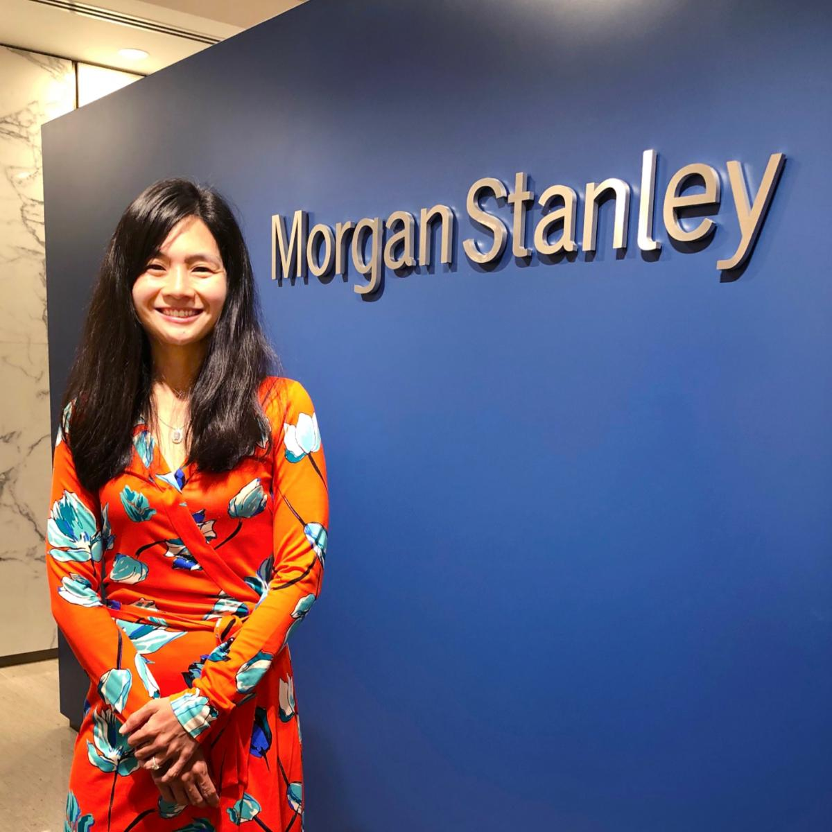 Benjamin Yvon - FX Sales Vice President - Morgan Stanley