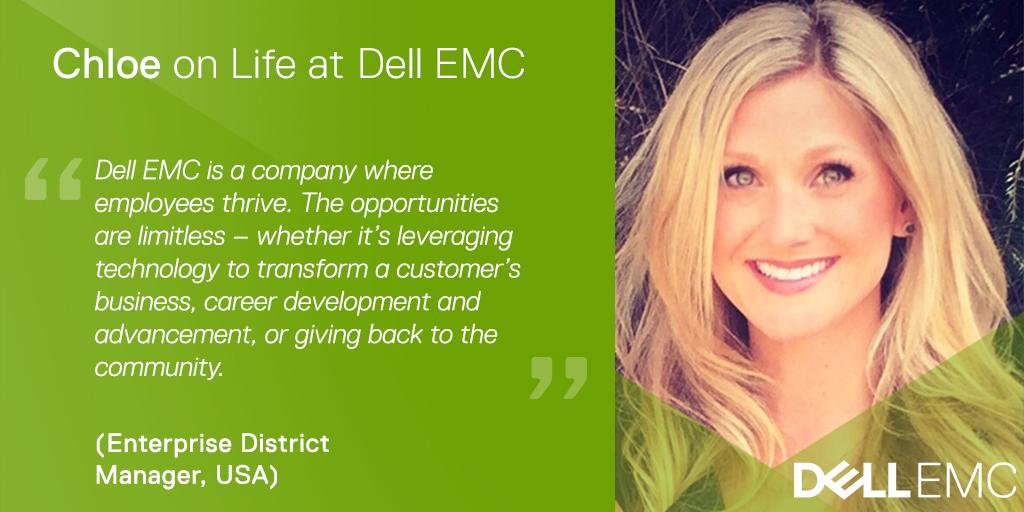 Julie Weintraub - Enterprise District Manager - Dell EMC