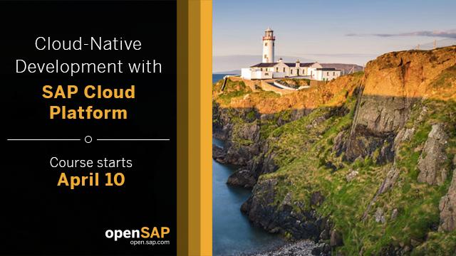 Courses | openSAP - openSAP 2018-02-12 17:00