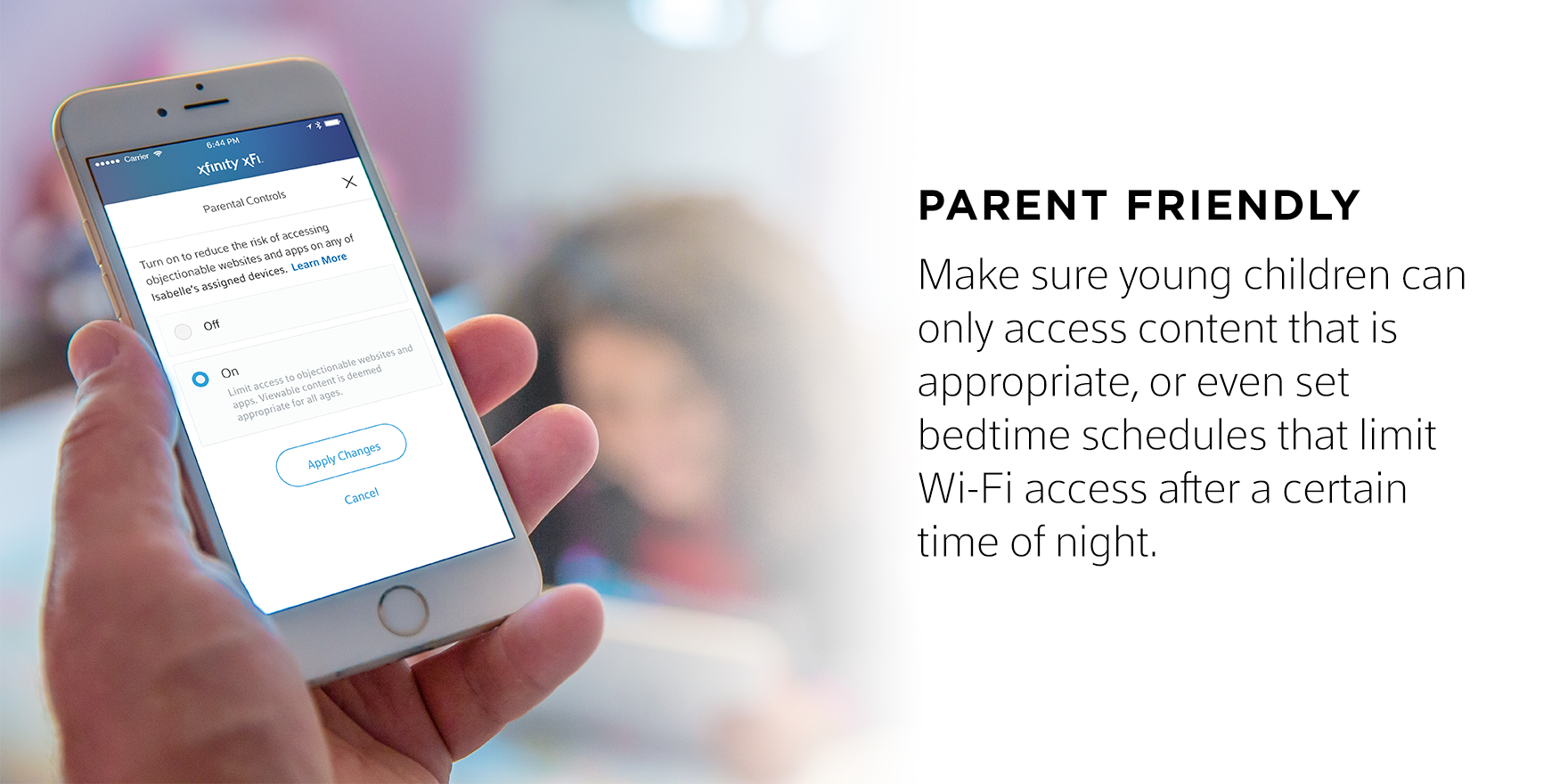Xfinity Tips: Parental Controls for TV and WiFi
