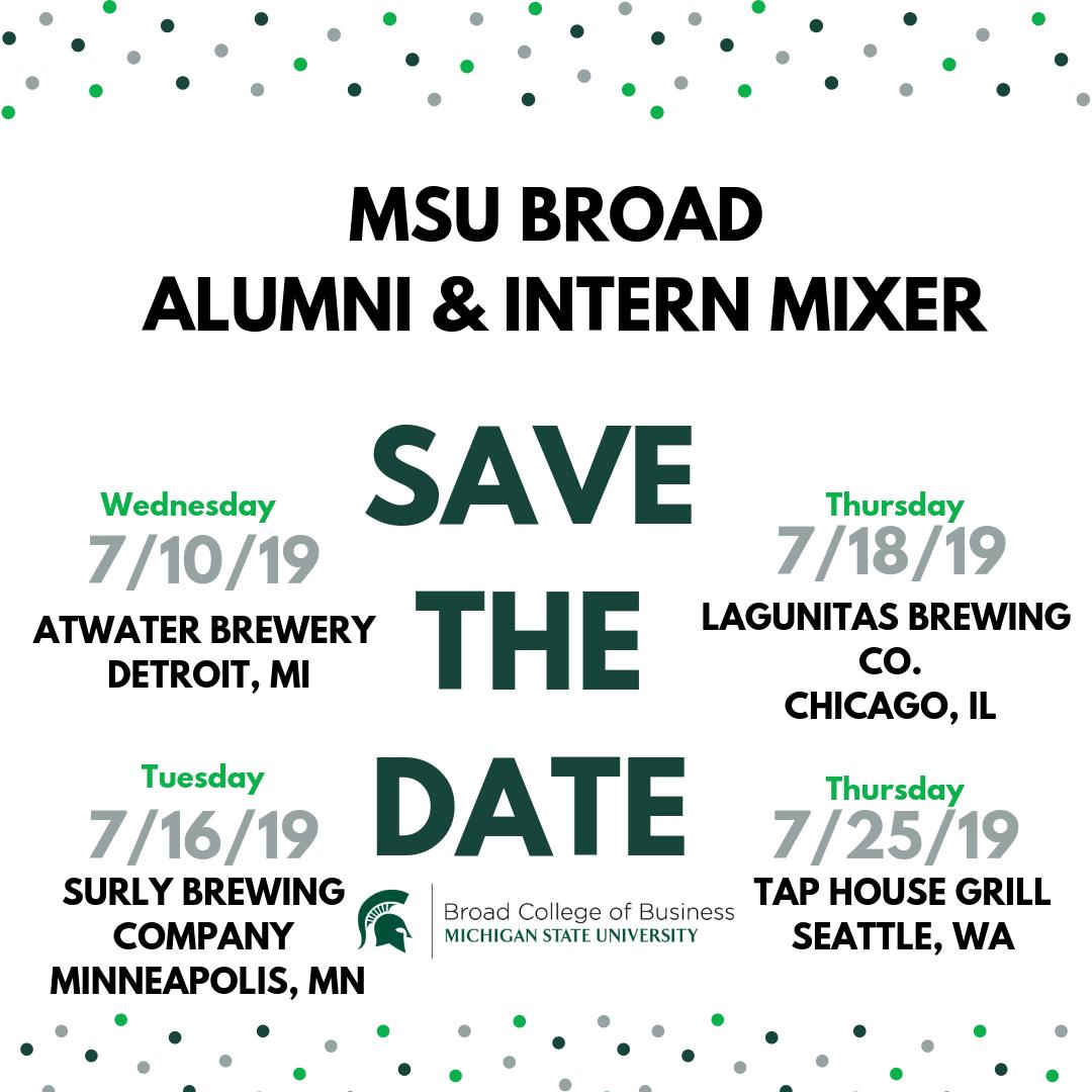 Universiteit van Michigan alumni dating