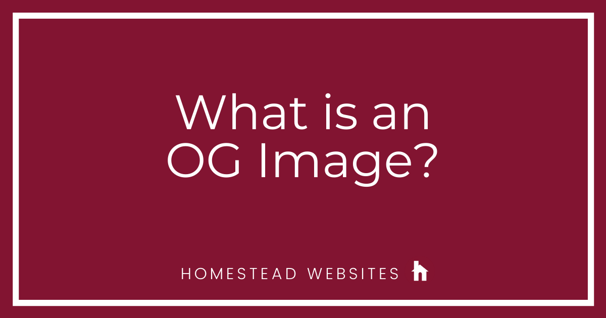 What is an OG Image?