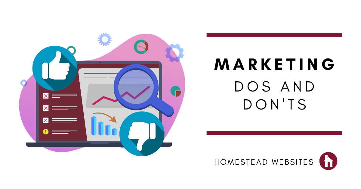 Marketing Do's and Don'ts