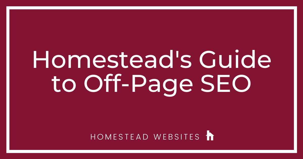 Guide to Off-Page SEO