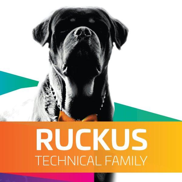 RUCKUS Technical Family Communities