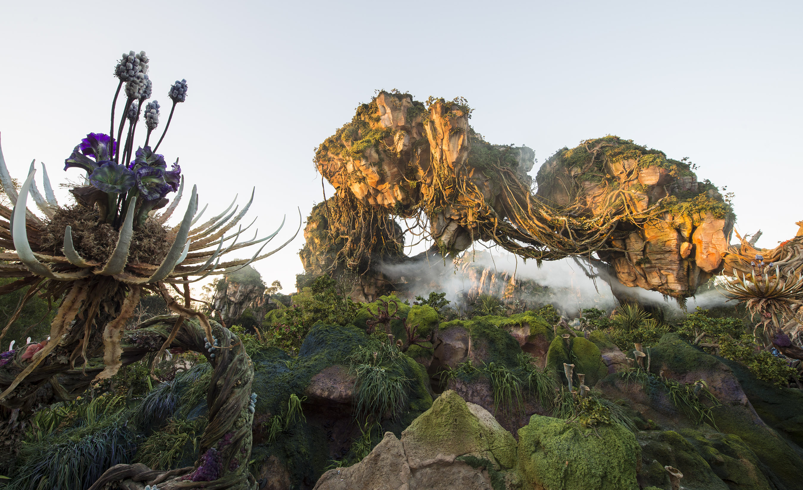9 Beautiful Details From Pandora – The World of Avatar at Walt Disney..