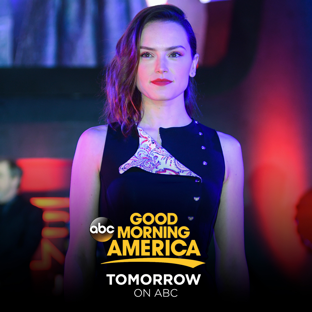 Good Morning America Tomorrow : Star wars