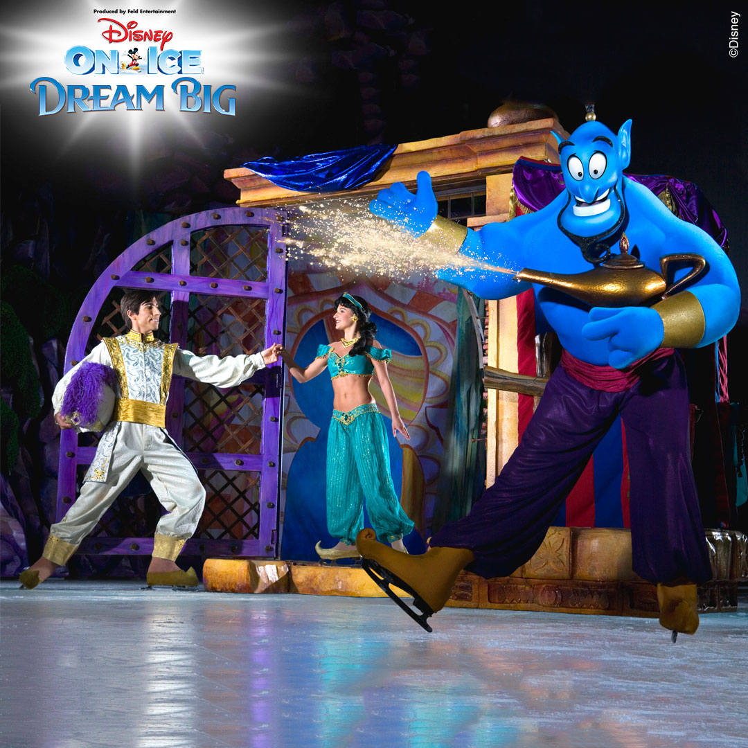 Disney On Ice presents DREAM BIG - Disney 2018-01-22 10:00