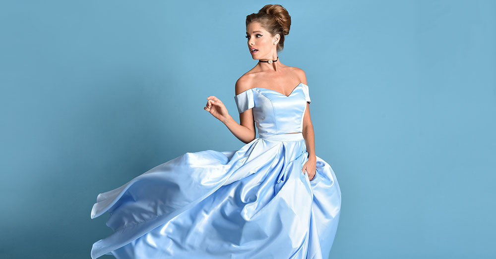 Unique Vintage Is Here to Make You a Disney Princess for Prom