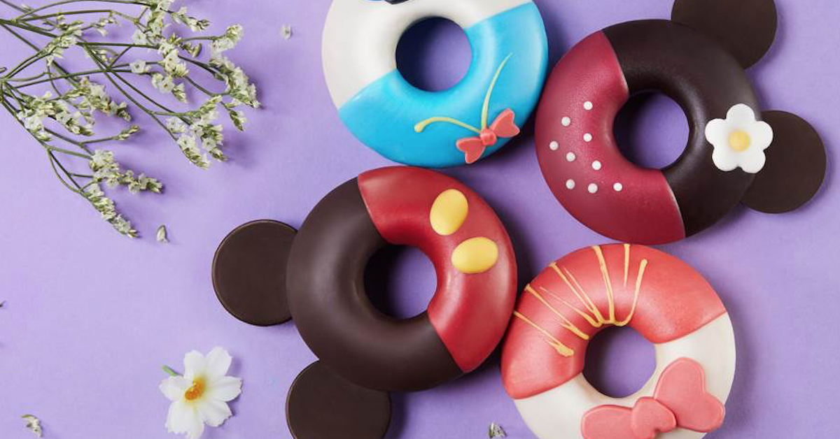 Get Your Instagram Feed Ready for These Mickey and Friends Donuts Coming to Shanghai Disneyland
