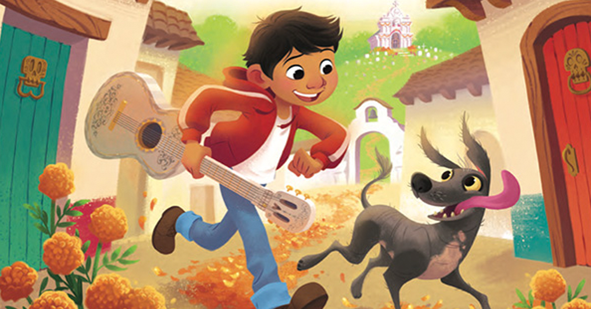 Coco Was Adapted Into a Little Golden Book by Co-Director Adrian Molina