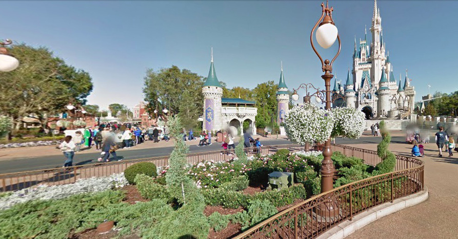 This Virtual Tour of the Disney Parks With Google Street View Will Be Your New Favorite Thing