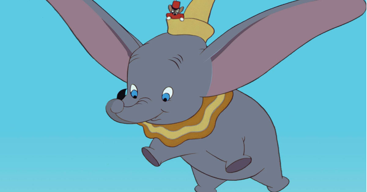 Literally Just Adorable Dumbo GIFs to Make Us All Weep With Joy | Oh My Disney