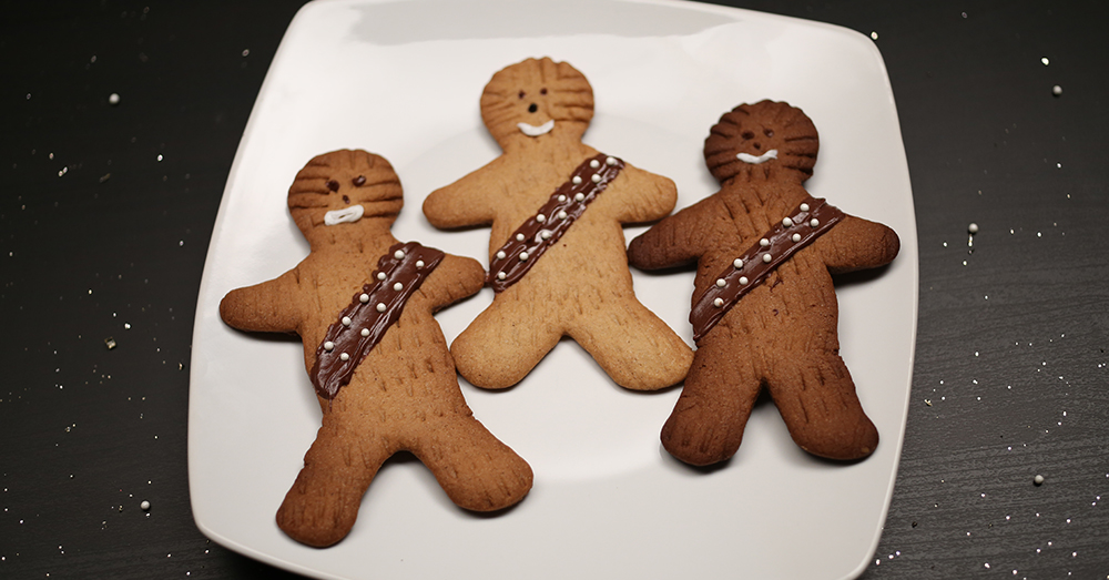 Wookiee Cookies for Solo: A Star Wars Story | Disney Family