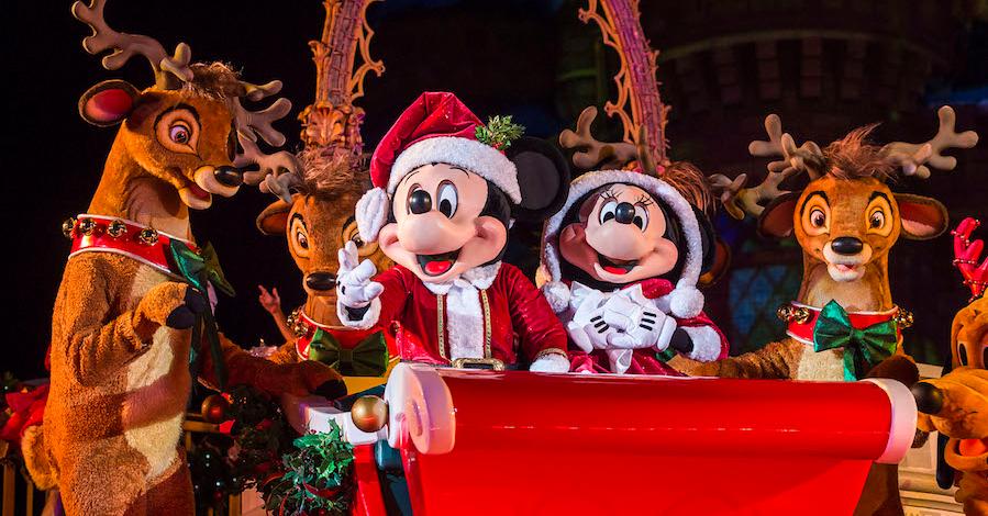 Everything Happening at Walt Disney World During the Holidays