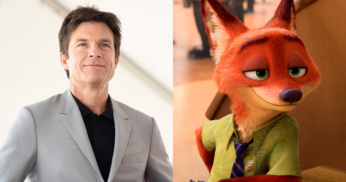 Zootopia's Jason Bateman Just Got a Star on the Hollywood Walk of Fame