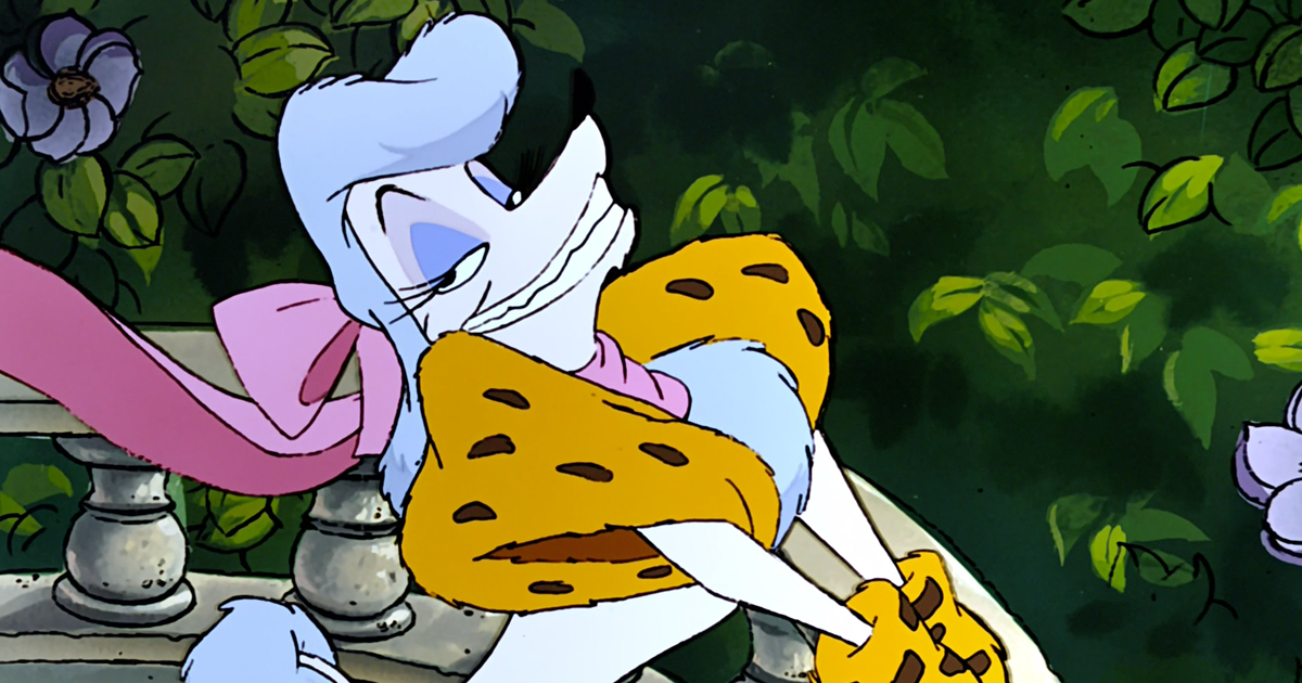Quiz: Which Luxurious Disney Pet Are You?