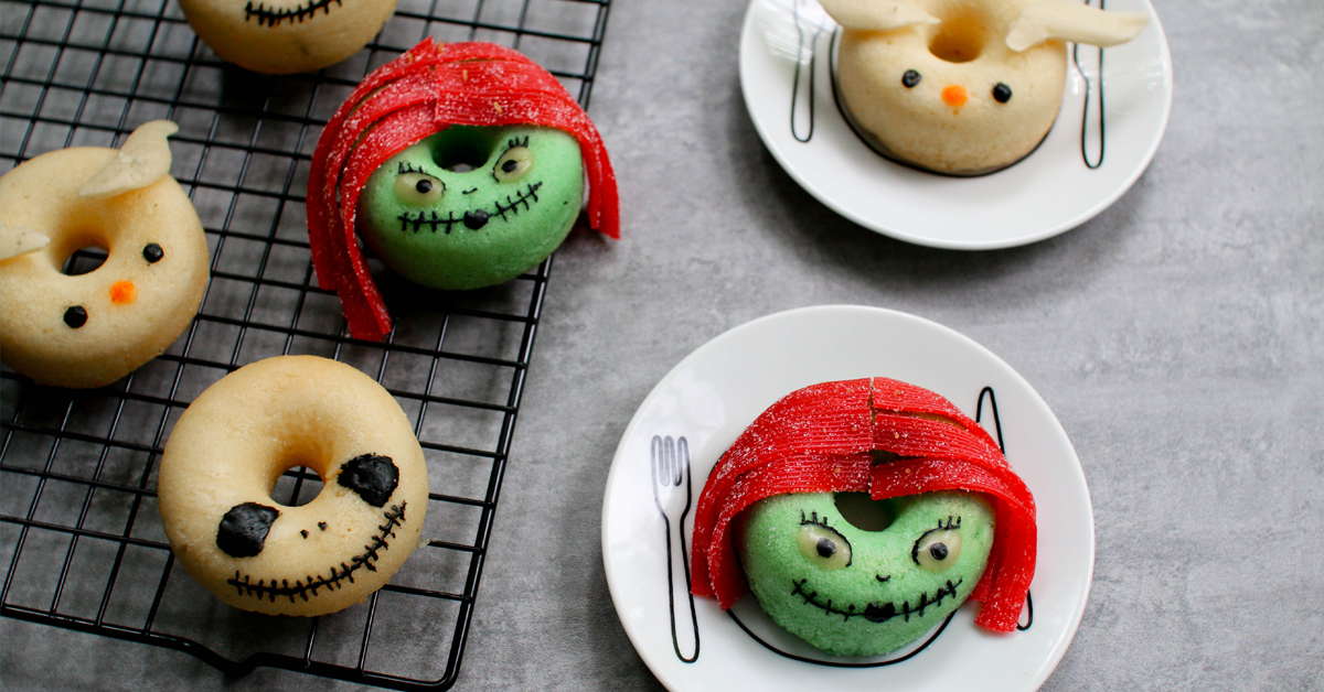 The Nightmare Before Christmas Donuts - Disney 2017-10-23 01:06