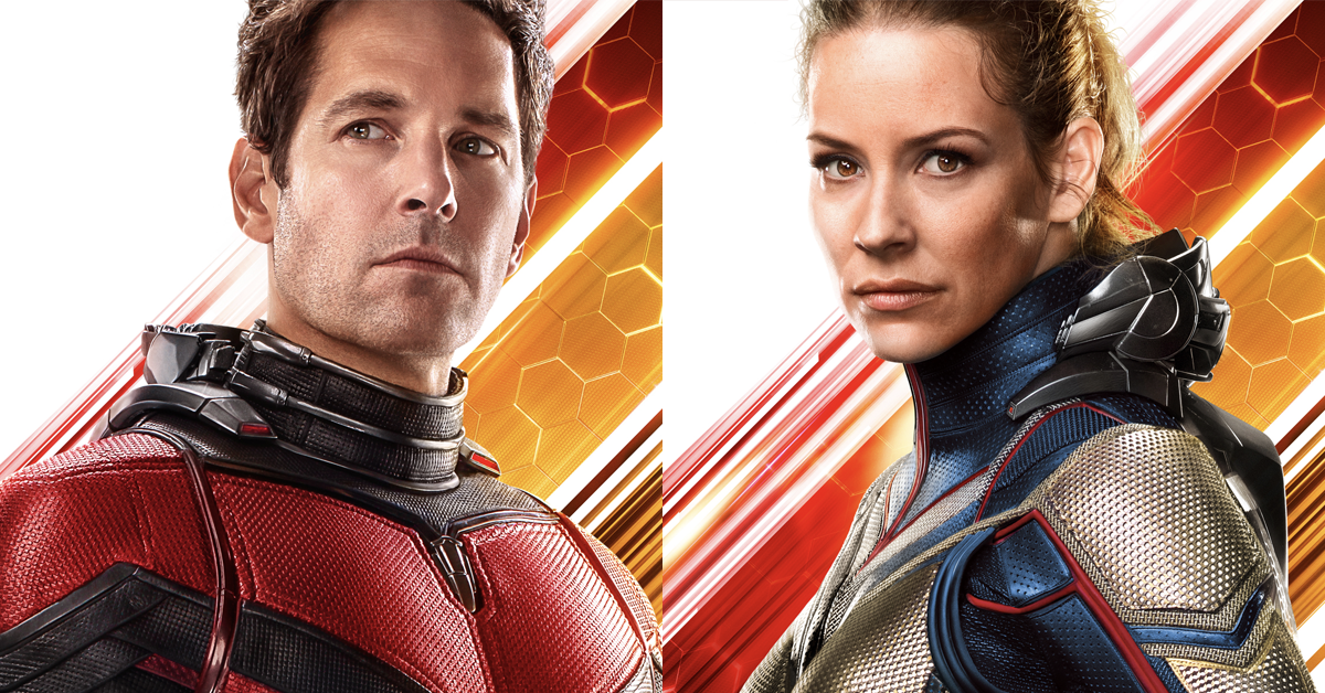 See 6 Awesome New Ant-Man and the Wasp Posters From Marvel Studios