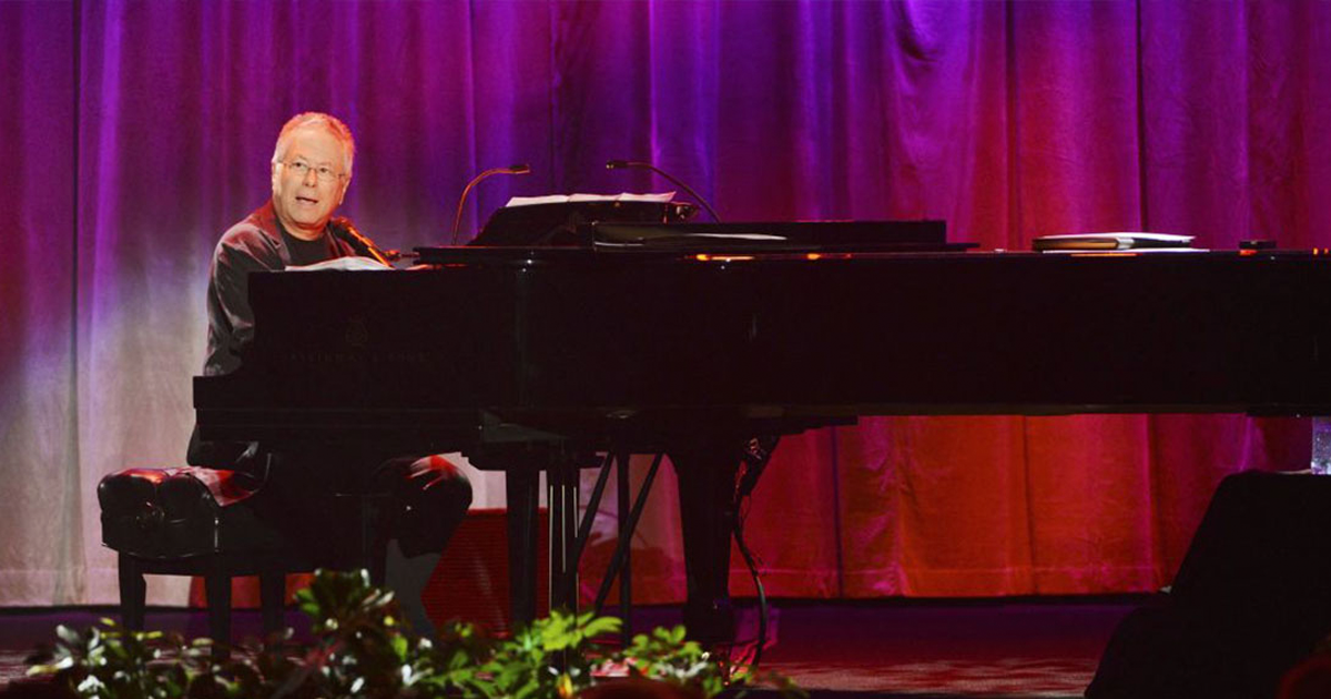 Alan Menken Will Perform His New One-Man Show at D23 Expo