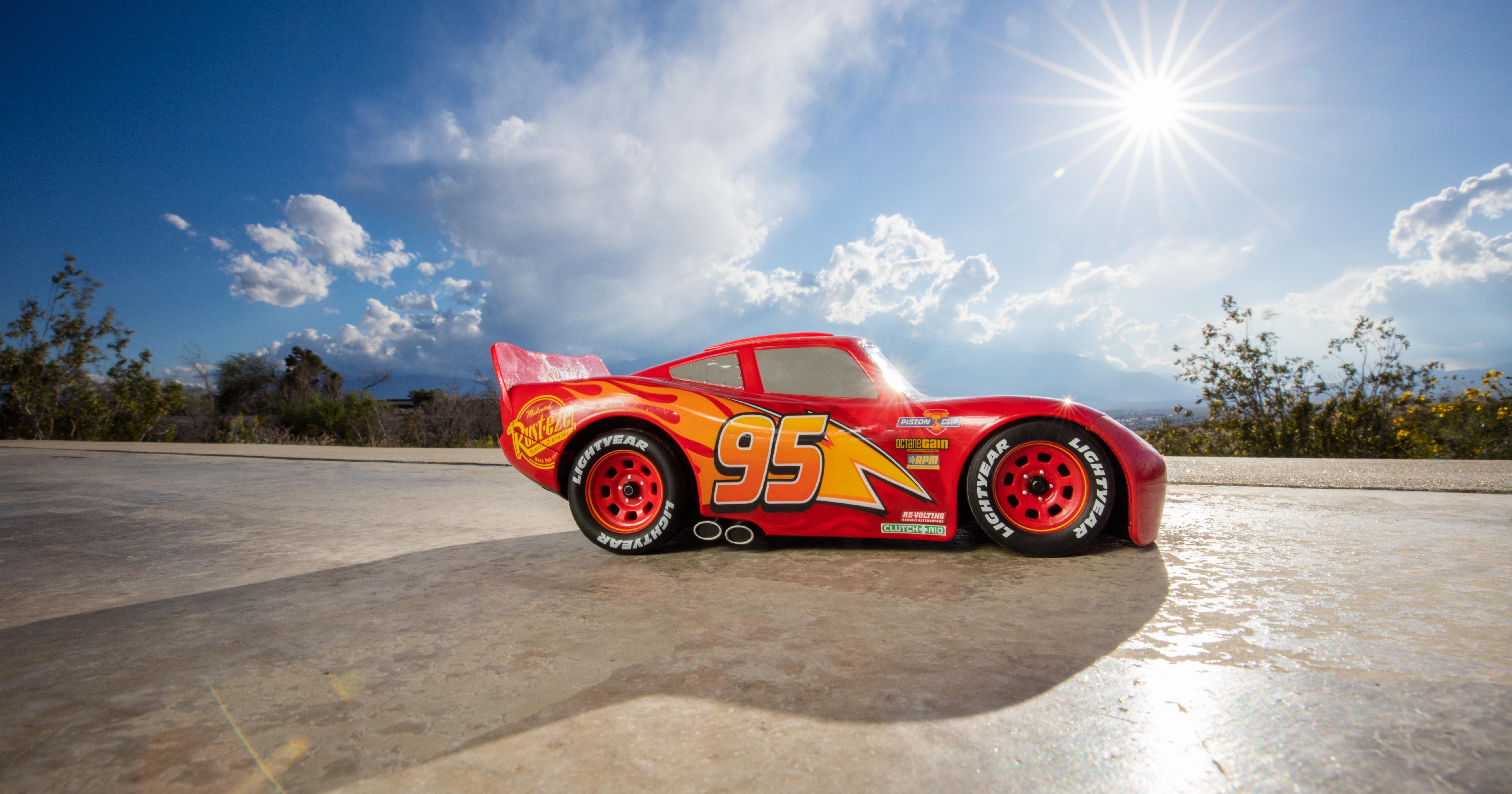 Ultimate Lightning McQueen | Disney Store