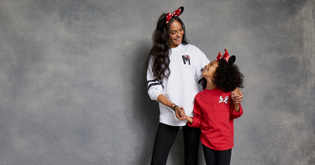 Shop: Rock the Dots With This Minnie Mouse Spirit Jersey