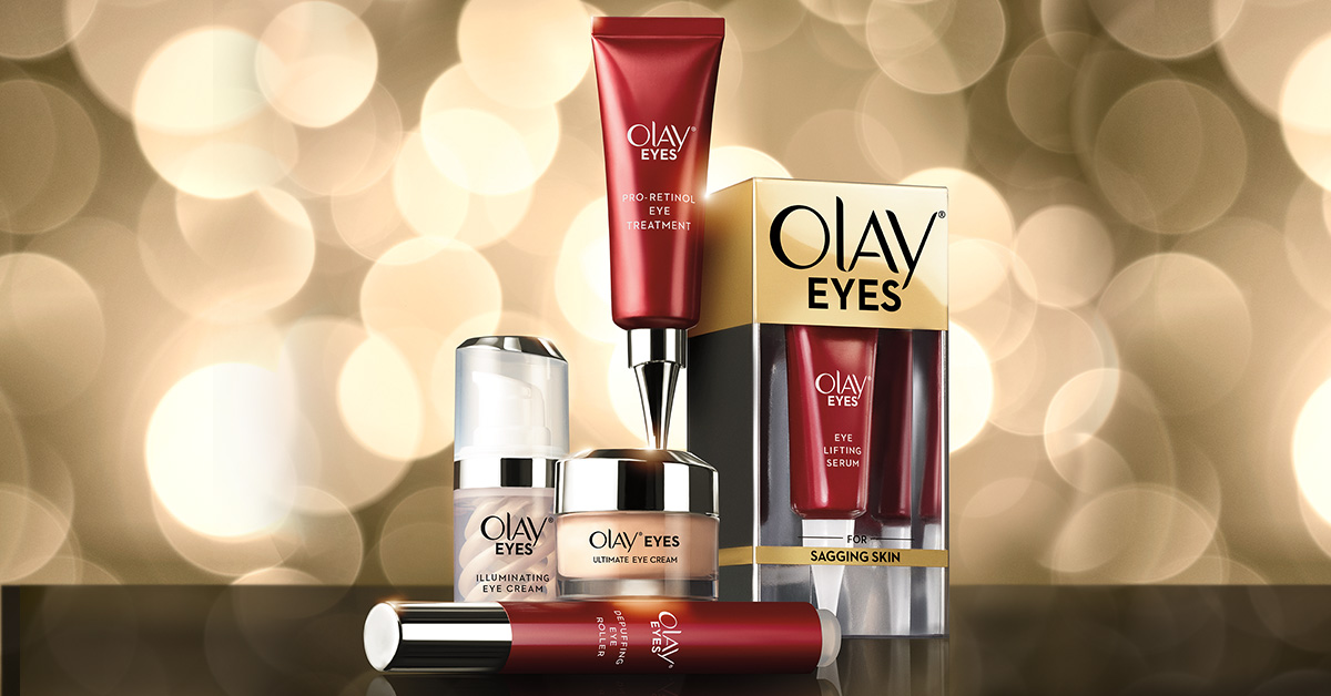 Treatment for Dark Circles & Wrinkles Around Eyes | Olay Eyes