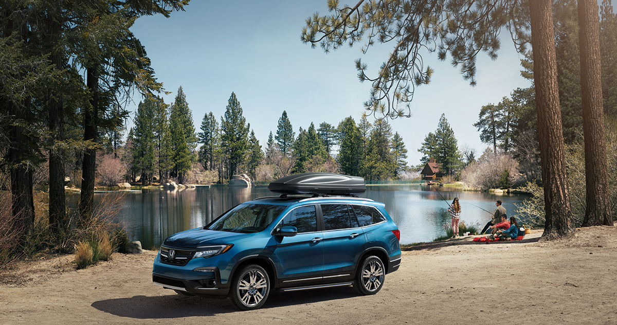 The New 2019 Honda Pilot Is Available Now. See How You Can.