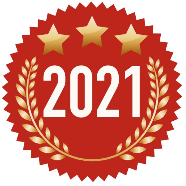 2021 Badge