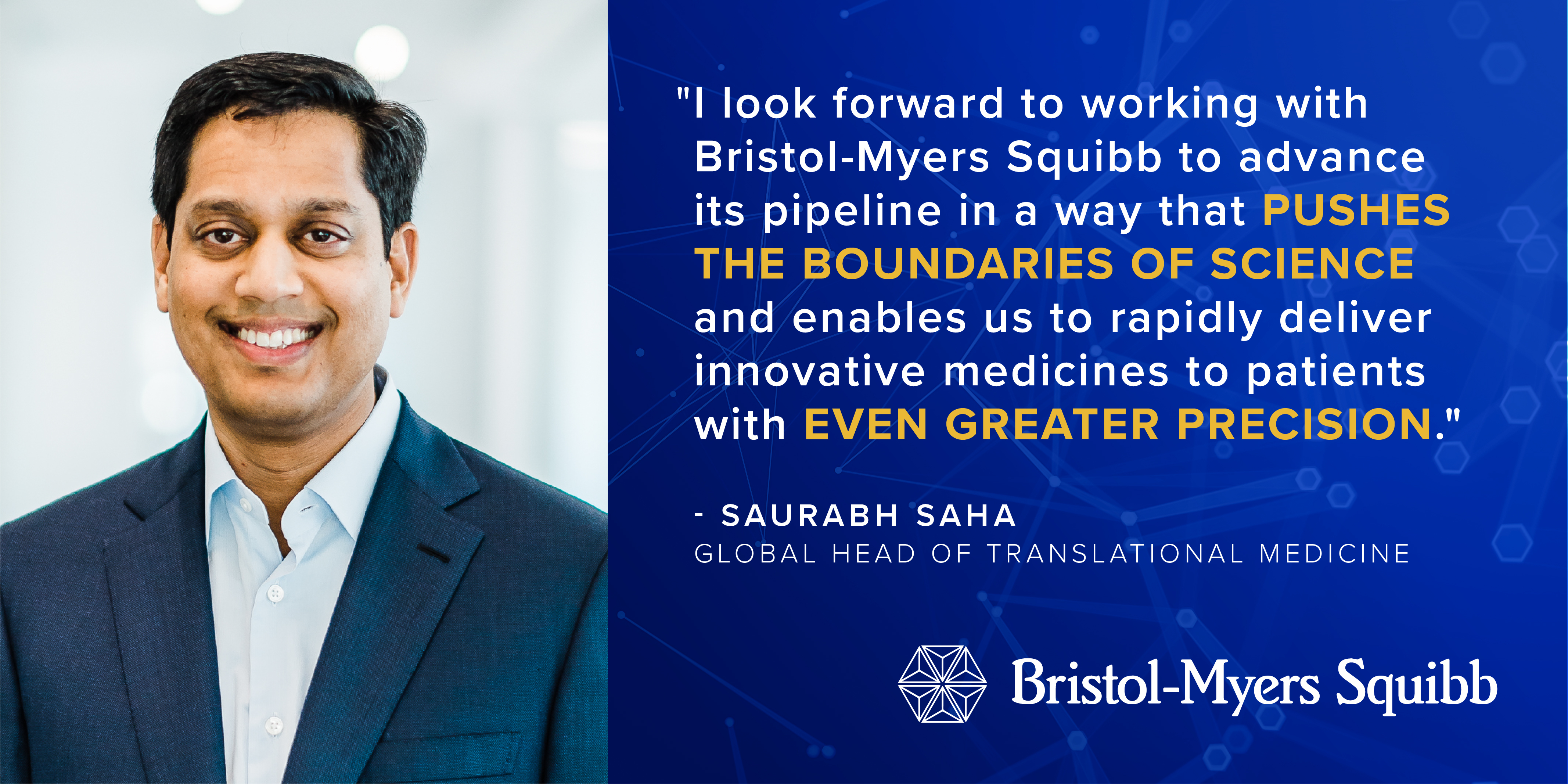 Xin Huang - Senior Research Scientist - Bristol-Myers Squibb