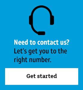 Select to find the right small business contact numbers for your needs.