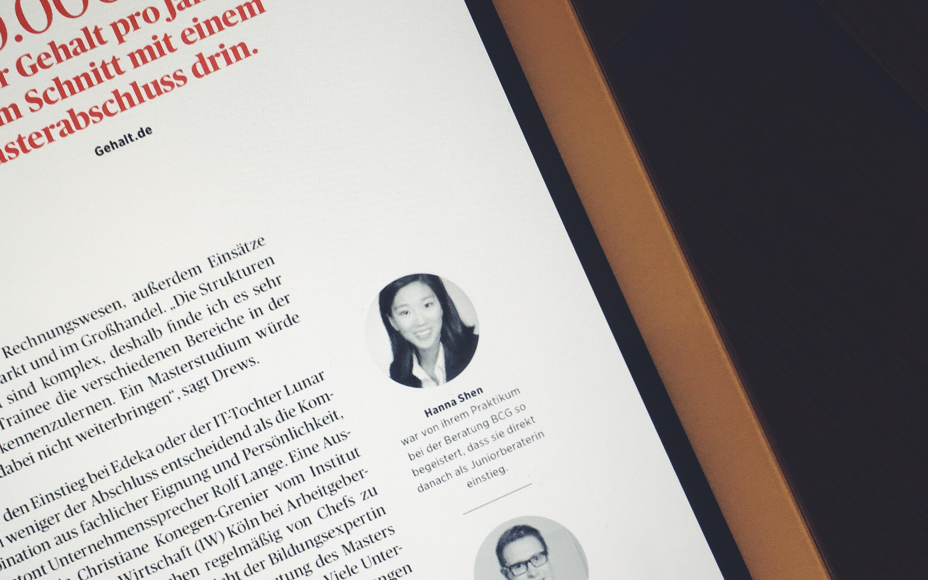 Nicole Konigstein Werkstudentin Rodl Partner Linkedin