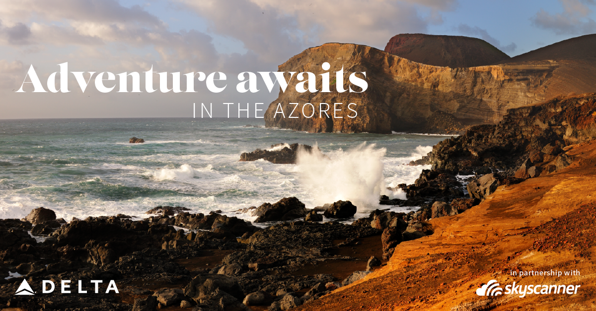 Plan your Azores Vacation - Skyscanner 2018-05-25 20:45