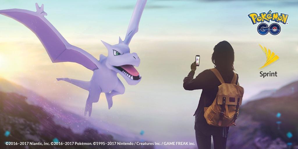 Sprint + Pokémon GO