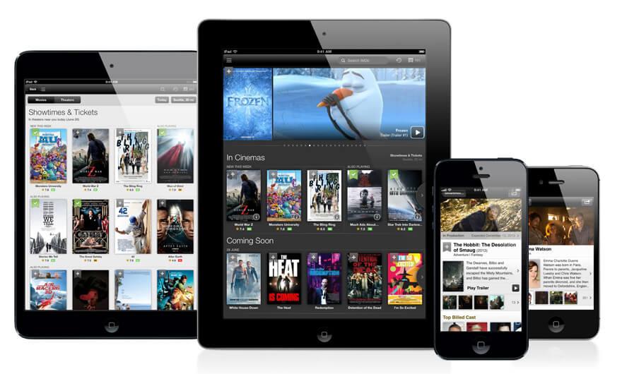 IMDb App: iPhone & iPad