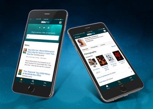 IMDbPro App