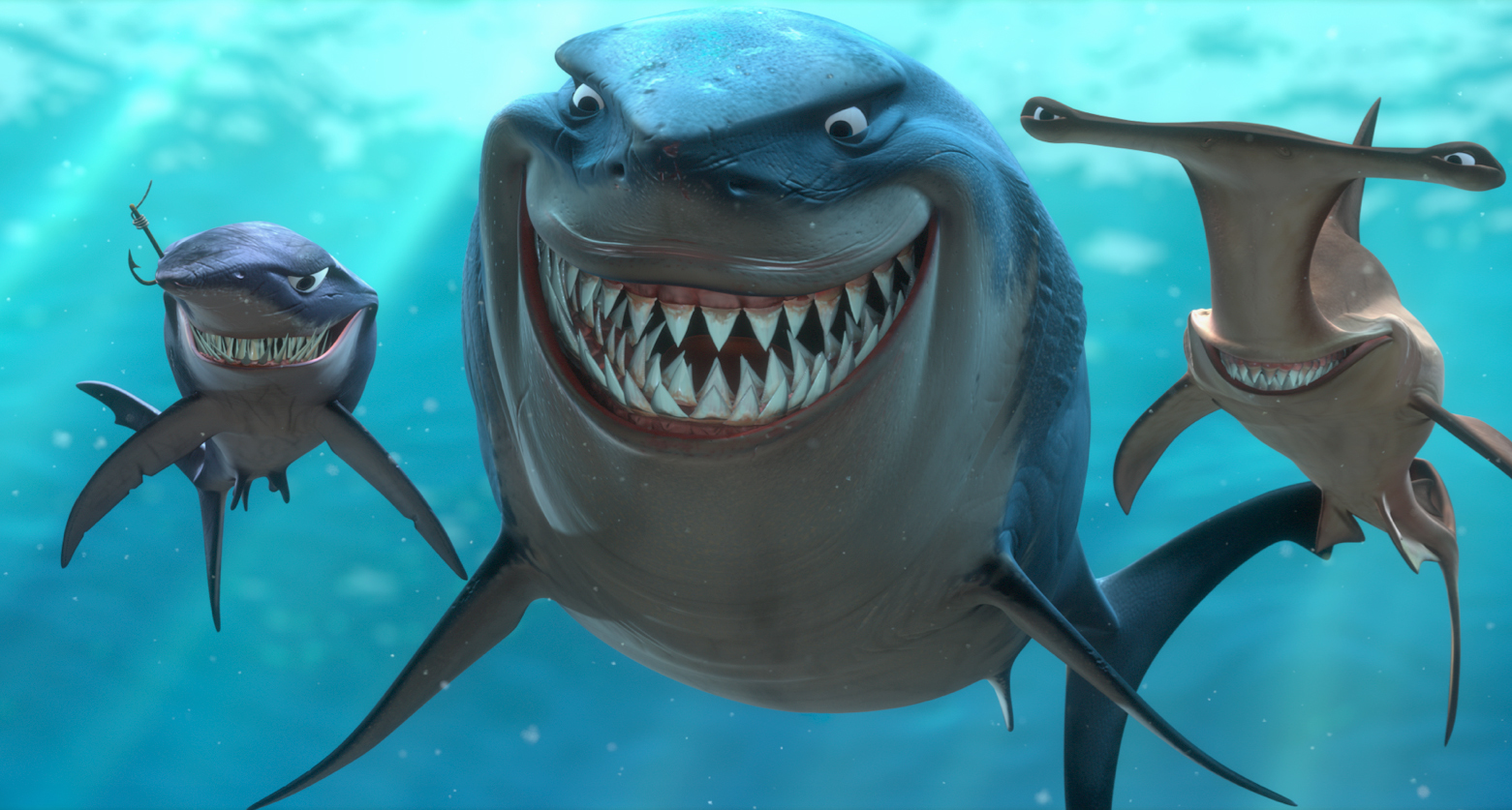 Shark Week: Sharks We Love From Movies and TV