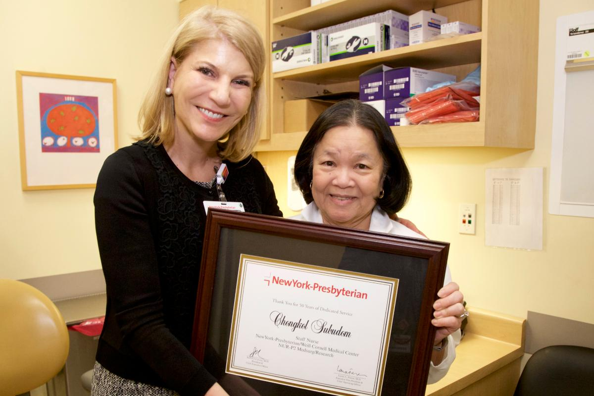 Natalya Gershenzon - Nurse Practitioner - NYU Langone Hospital