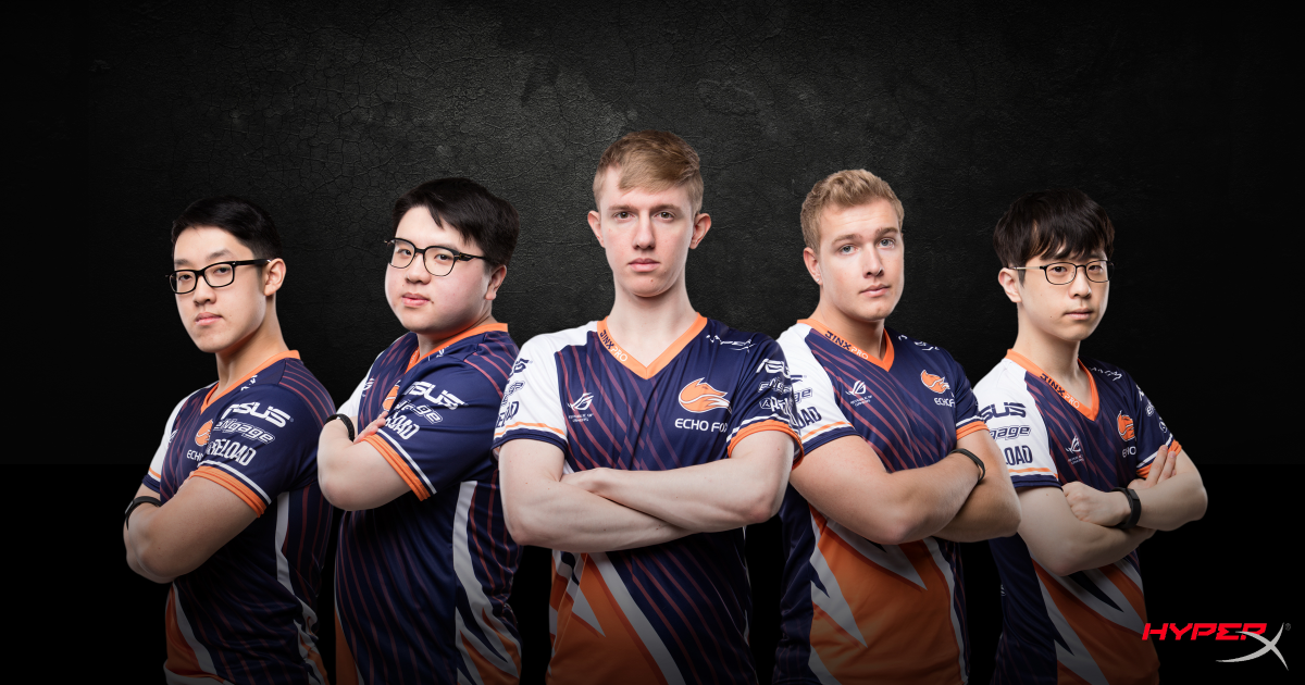 Echo Fox Merch